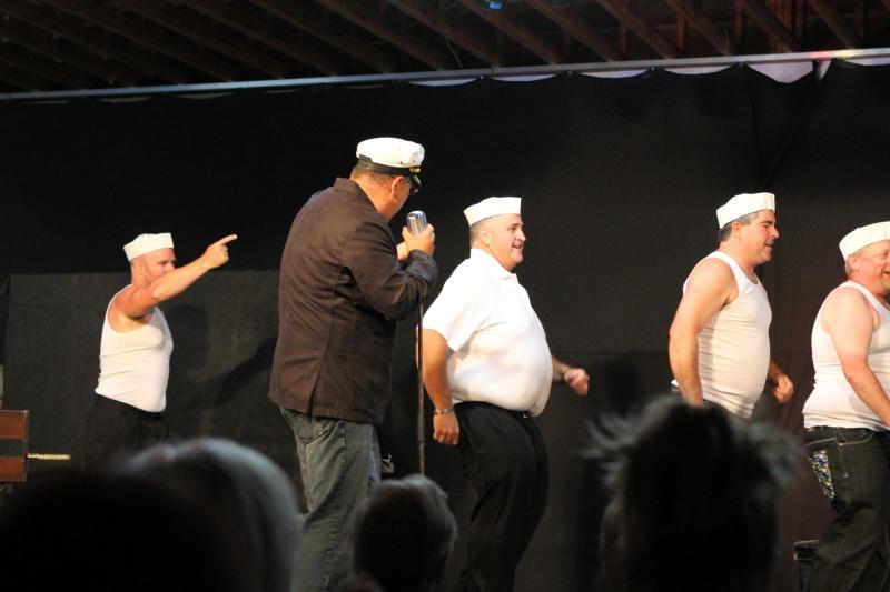 Notre C.A. nous présente In The Navy