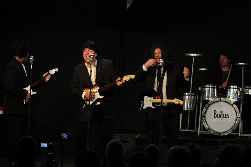 On a même eu la chance d'avoir les Beatles...ou presque !